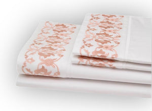 Kutahya Solid Organic Cotton Sheet Set - Letters From Bosphorus