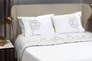 Spring Organic Cotton Bedding - Letters From Bosphorus