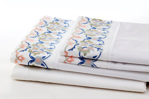 Kutahya Soft Organic Cotton Sheet Set - Letters From Bosphorus