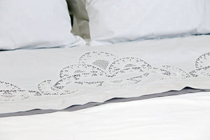 Star Organic Cotton Bedding - Letters From Bosphorus