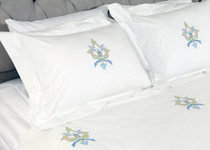 Stemma Organic Cotton  Duvet Cover Set - Letters From Bosphorus