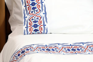 Tulip Organic Cotton Bedding Set - Letters From Bosphorus