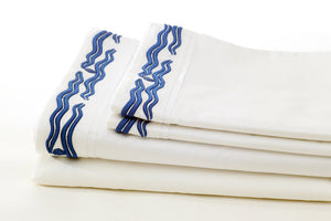 Tulip Kiss Organic Cotton Sheet Set - Letters From Bosphorus