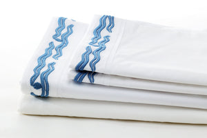 Tulip Kiss Soft Organic Cotton Sheet Set - Letters From Bosphorus