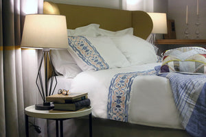 ata tulip soft duvet cover set styling