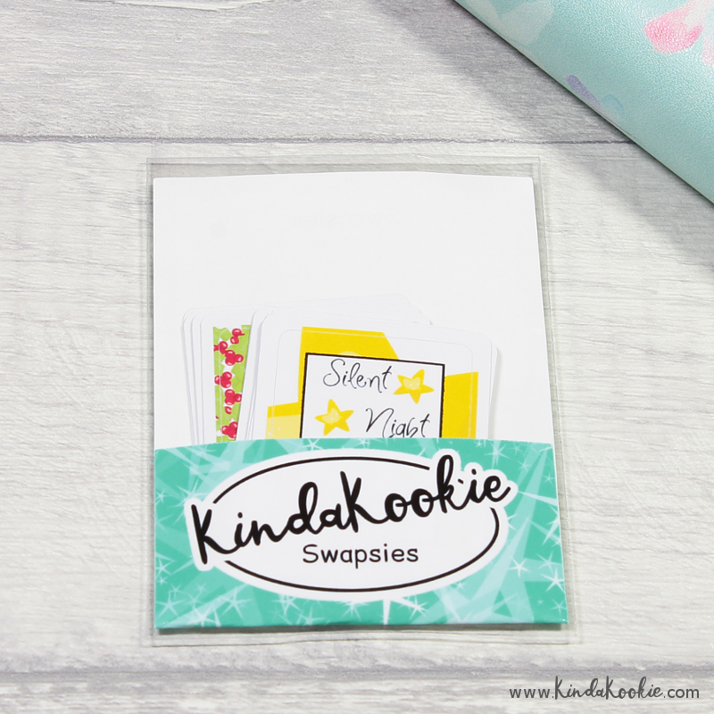 Packaged Christmas Stickers Office Stationery by KindaKookie