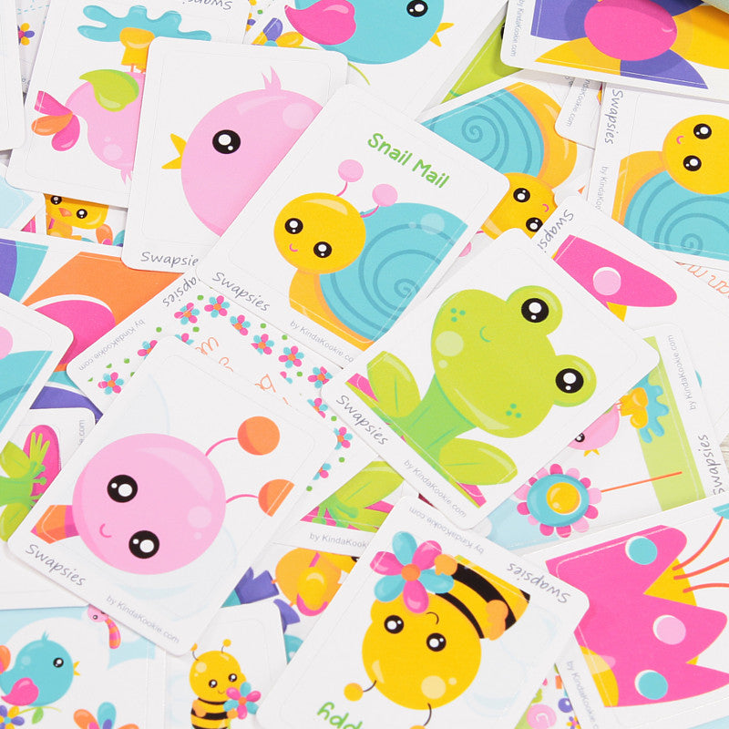 Hello Spring Small Planner Stickers Swapsies by KindaKookie