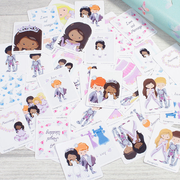 Royal Wedding Stickers for Planners Happy Mail and Penpals by KindaKookie