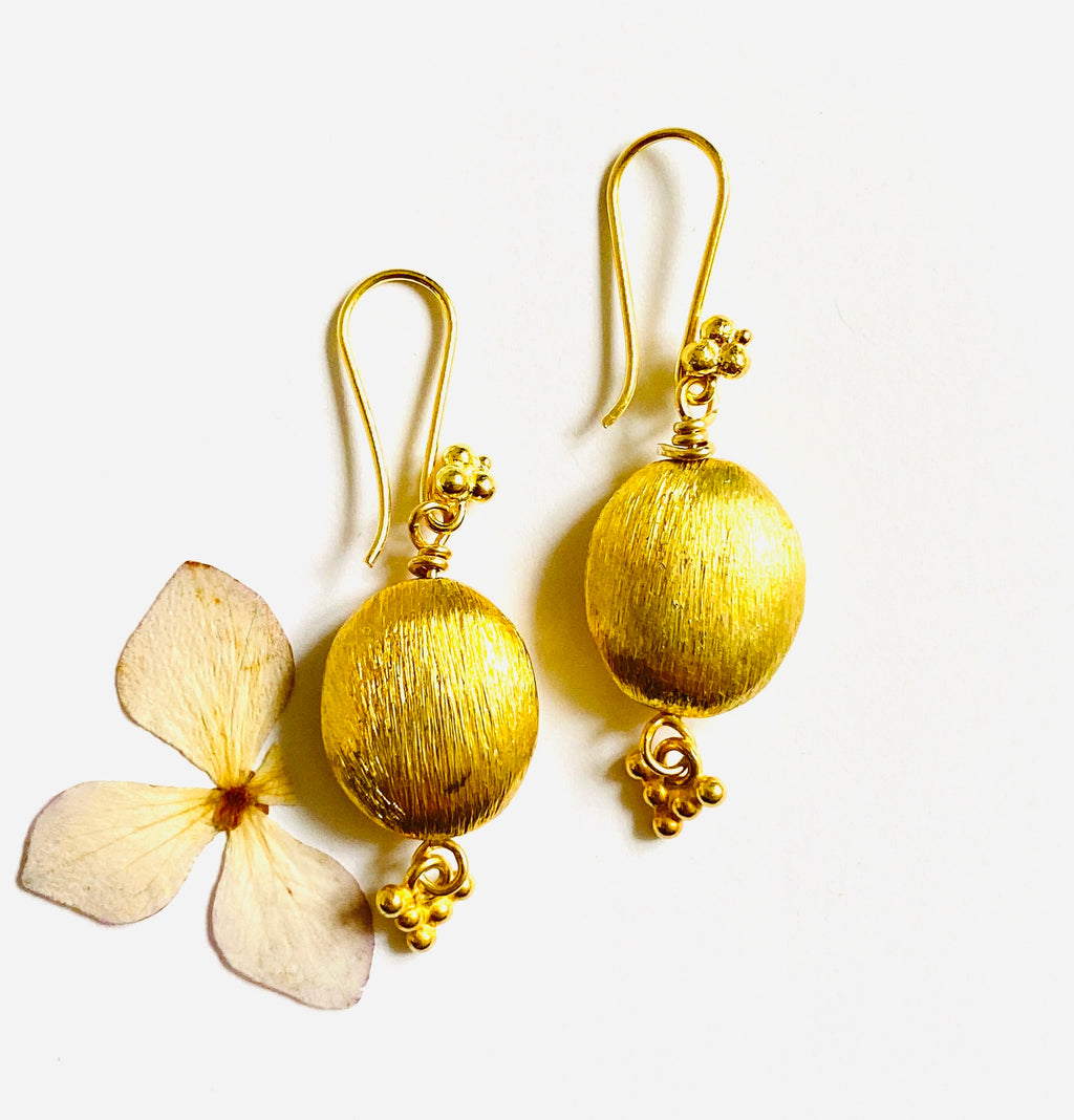 Gold Dangle Earring