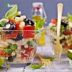 Spring Pasta Salad with Feta