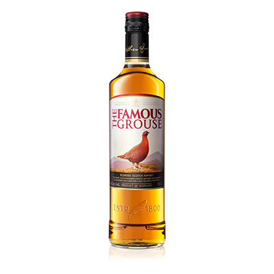 WHISKY ESCOCÊS THE FAMOUS GROUSE