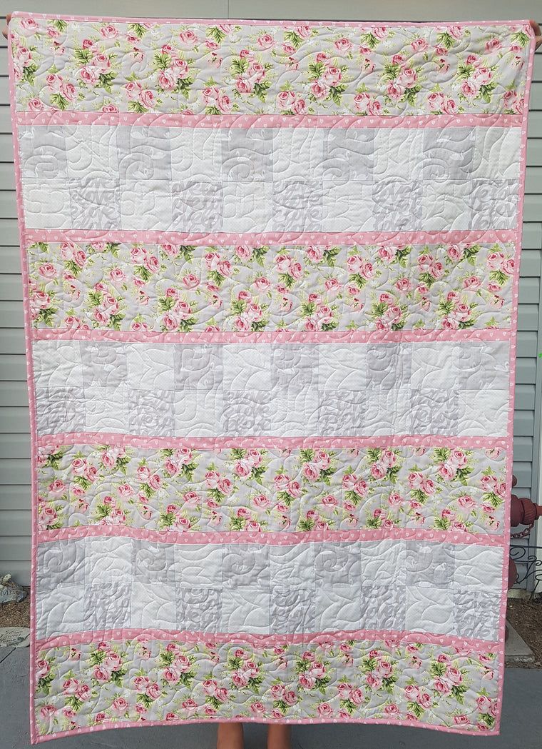 Main Event Quilt Pattern