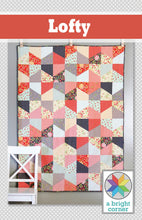 Load image into Gallery viewer, Lofty Quilt Pattern