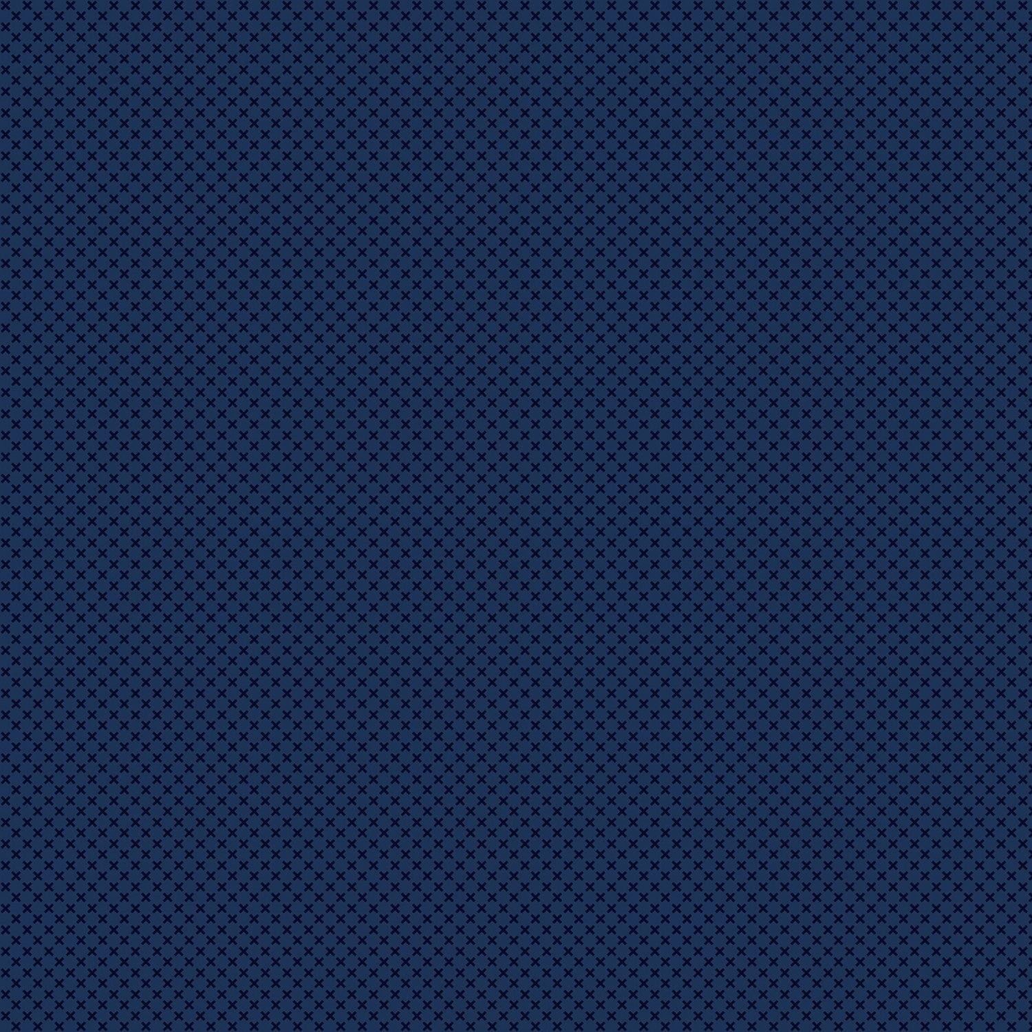 Kisses Tone On Tone Color Navy Riley Blake - Stacked Fabric Company