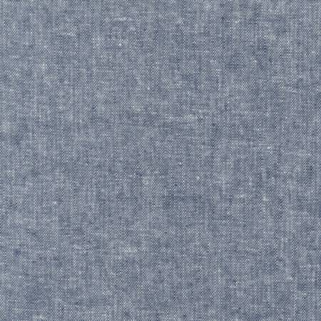 Indigo Essex Yarn Dyed Linen