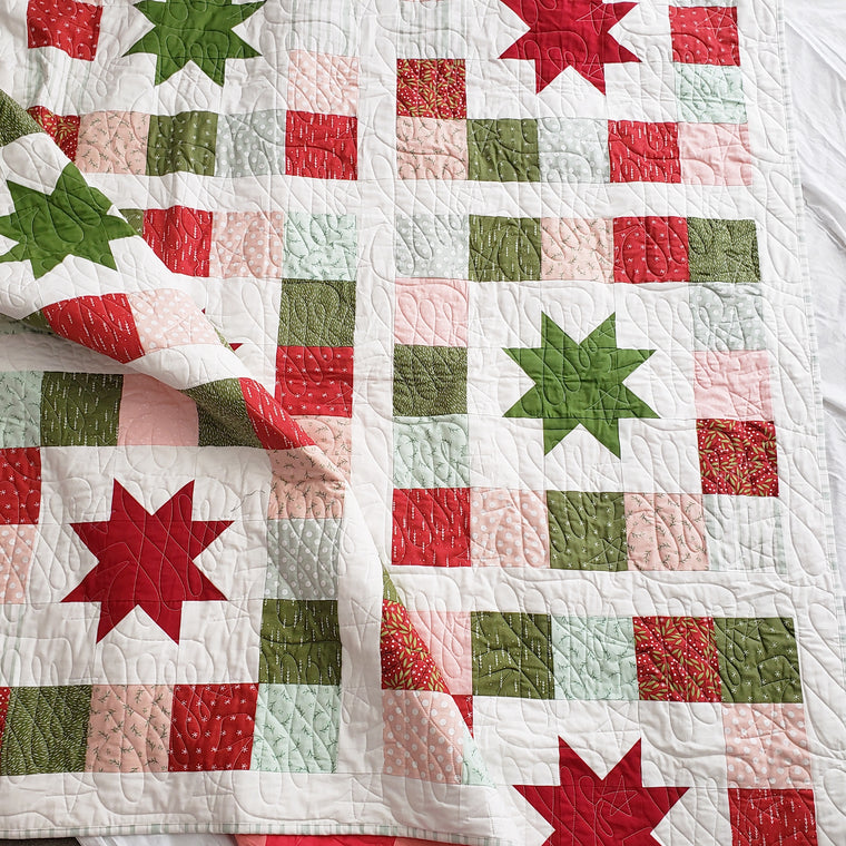 Starbound Quilt Kit