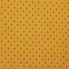 Manchester Embroidered Wovens – Mustard