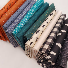 Forest Glow Fat Quarter Bundle