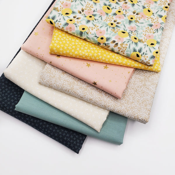 Bloom and Grow Fat Quarter Bundle