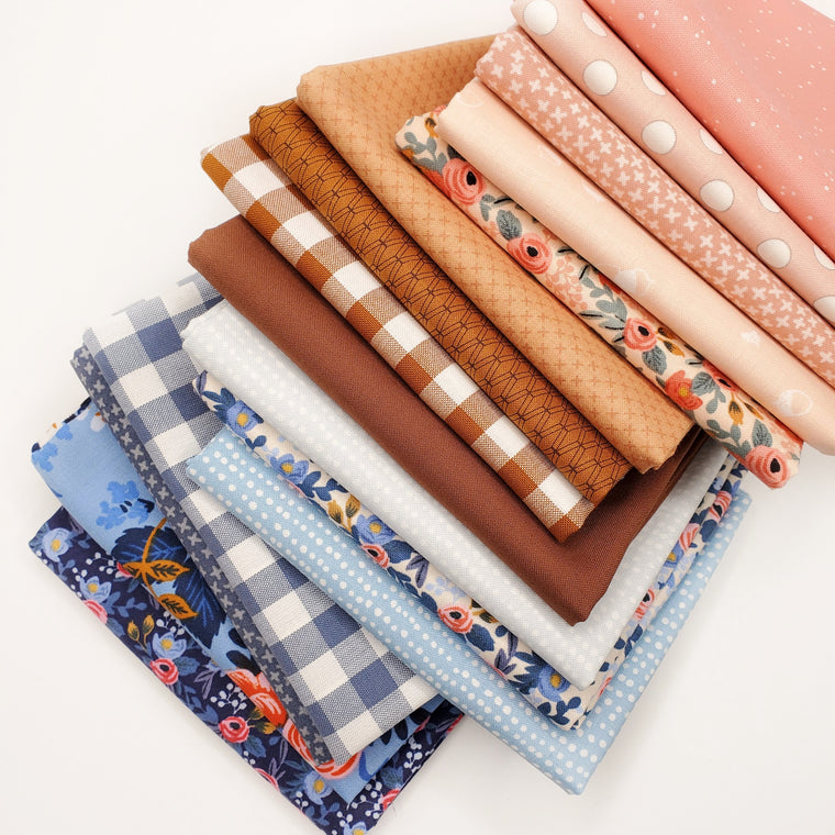 Courtyard Picnic Fat Quarter Bundle