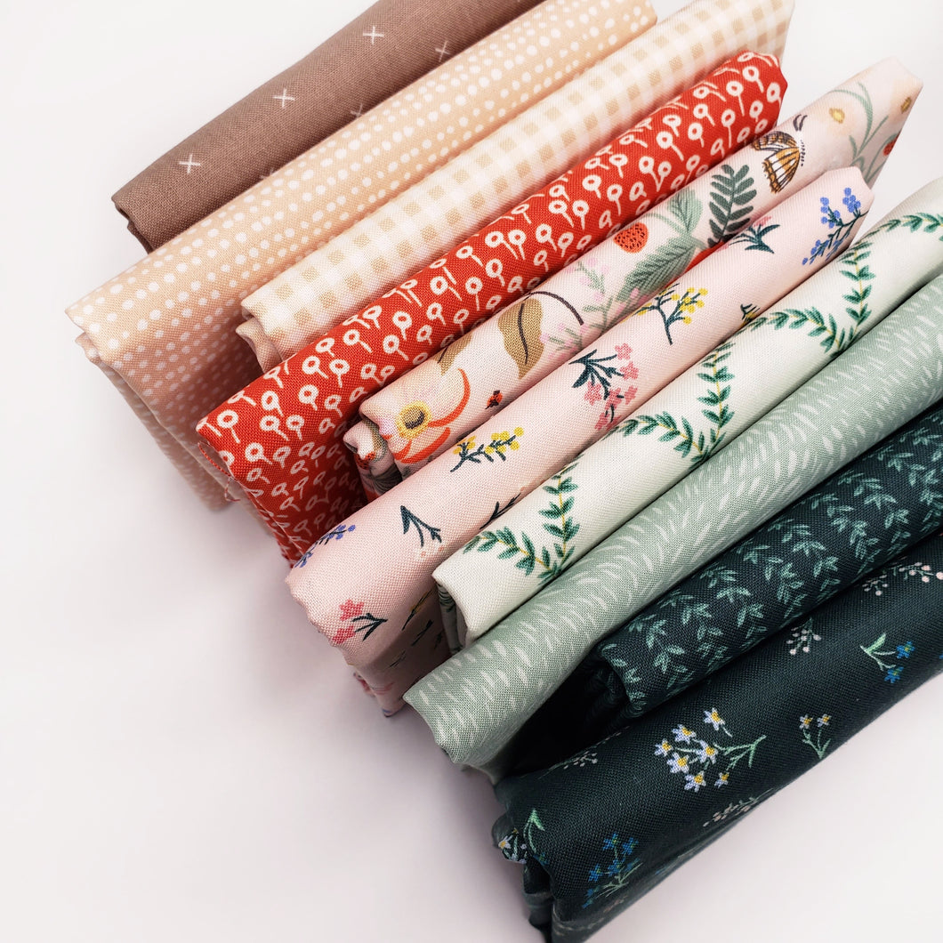 Abbey Fields Fat Quarter Bundle