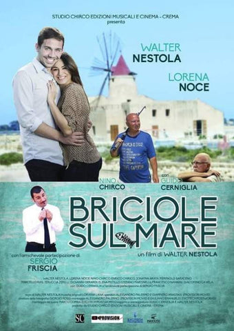 DVD Briciole Sul Mare (NTSC  Version USA)