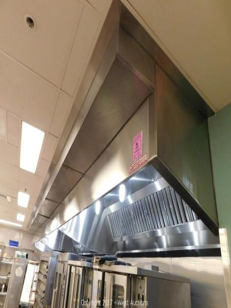 NEW - Captive Aire 5424-ND1 12' Exhaust Vent Hood w Return Air Plentum FREE SHIPPING -Used Restaurant Equipment  COOKING - Refrigeration, Cooking Equipment  CAPTIVE AIRE Tyler TX  RecycleAsylum Recycle Asylum