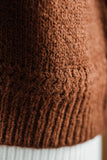 WINDING DOWN SWEATER HAZELNUT
