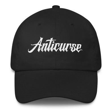 """Anticurse Logo"" Dad Cap"