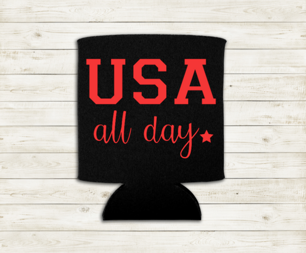 4th of July Coozies