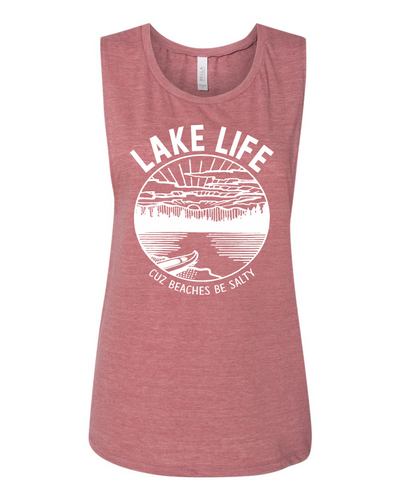 Lake Life - Beaches be Salty