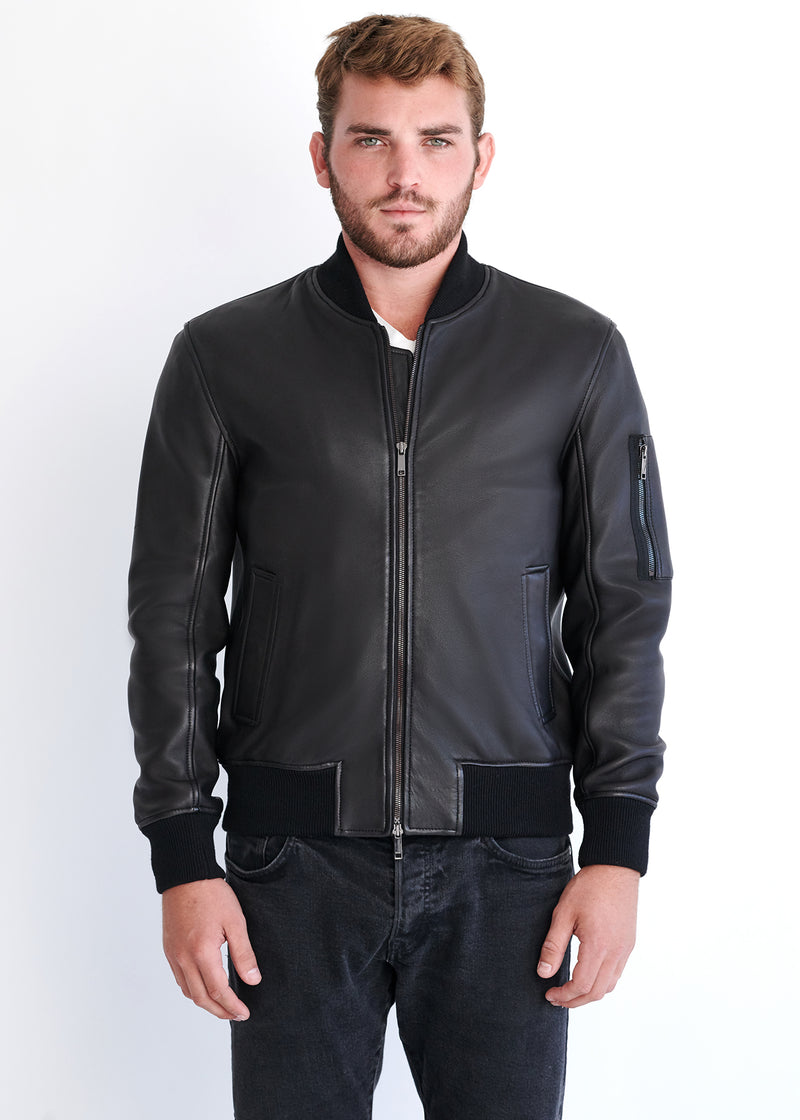 JOE Bomber | Black