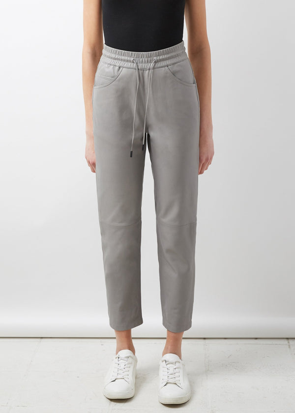 AMA Slim Fit Jogger | Gravel Grey