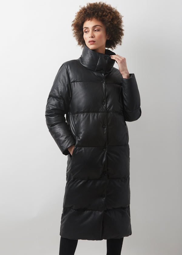GLO Long Puffy | Black