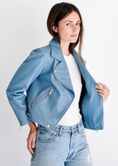 LIV Boxy Biker  | Savanna Blue