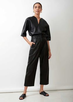 SON Wide Leg Pant | Black