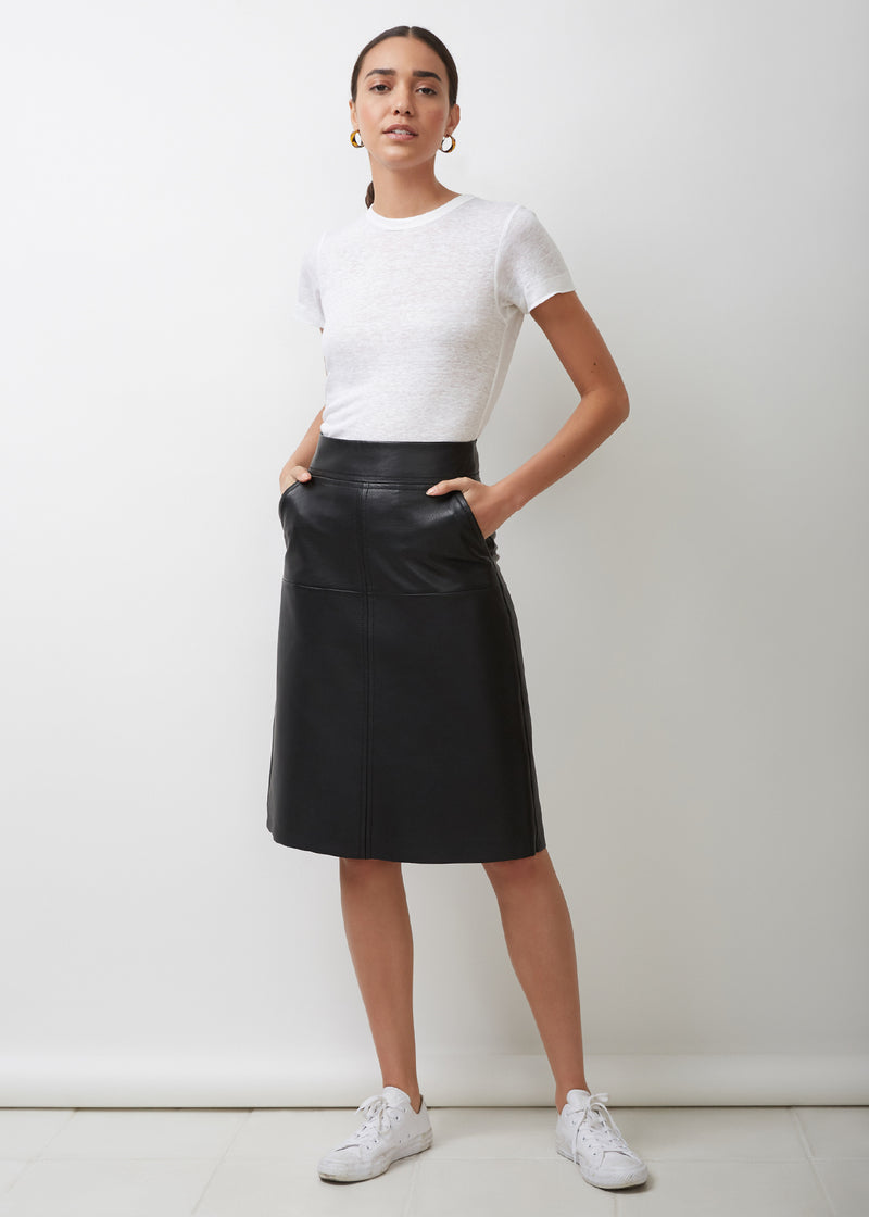 KIA 3/4 Skirt | Black