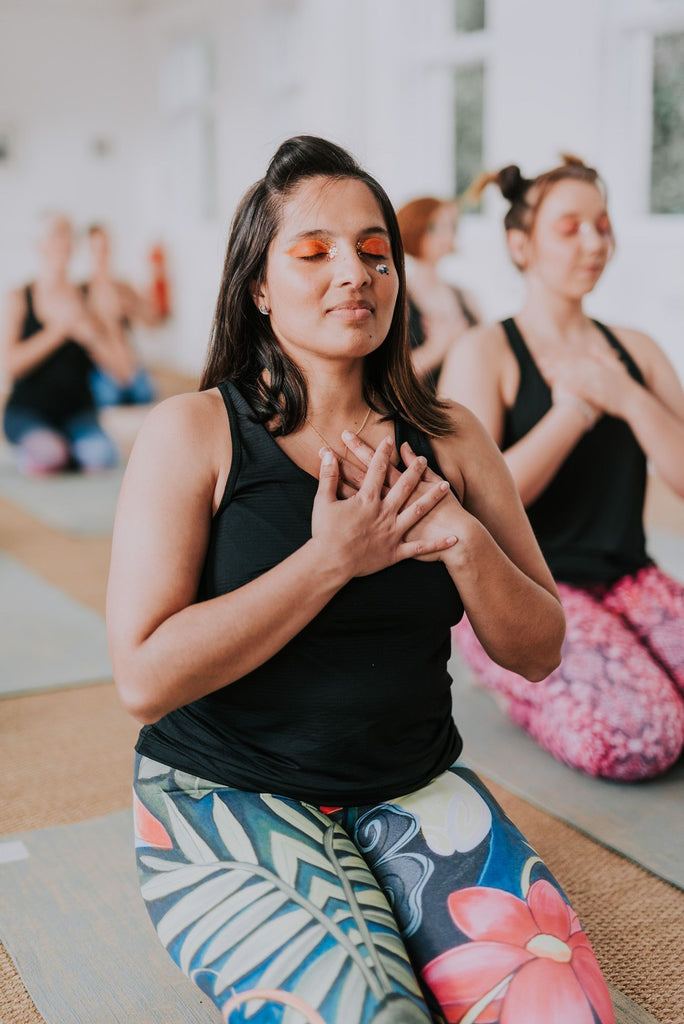 Yoga + Breathing -  Why breath is such a big deal in yoga