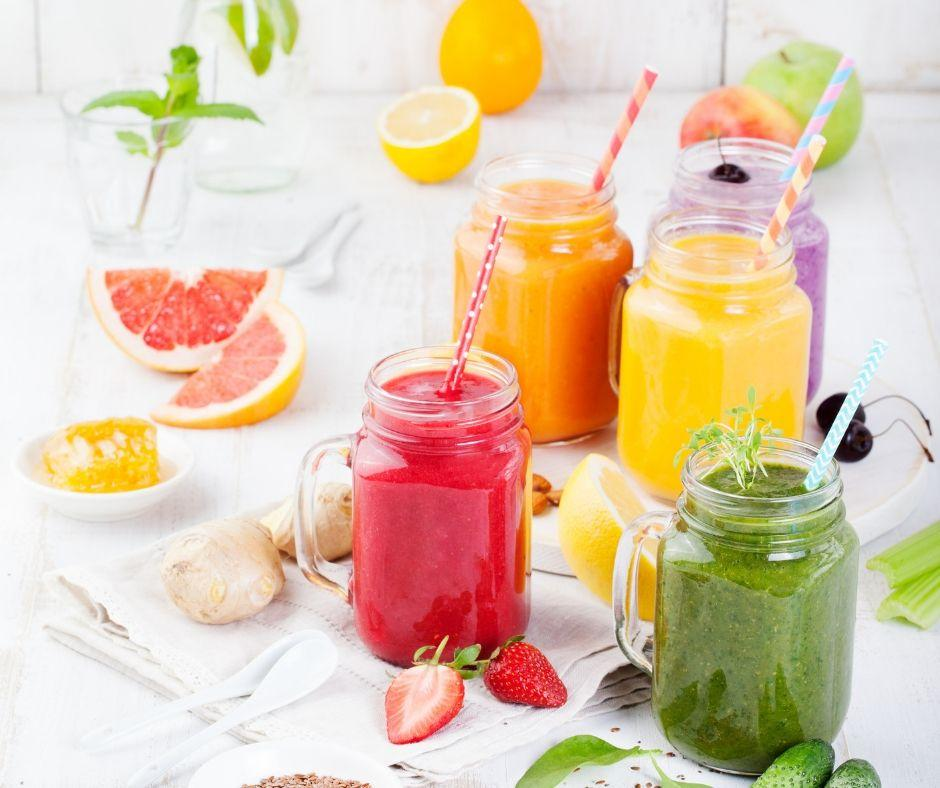 Find the perfect juice to compliment your yoga practice!