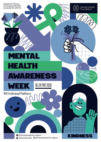 Blossom Yoga Wear Charity Yoga Classes in support of mental health awareness week 2020