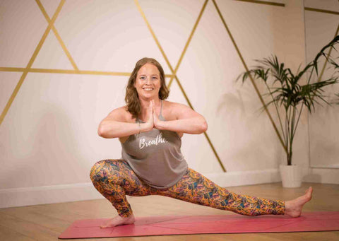 How to choose the best yoga mat Blossom Yoga wear - Not only do we have a cool range of eco friendly and sustanable yoga leggings and tops, we also have a monthly blog with lots of interesting yoga information and articles