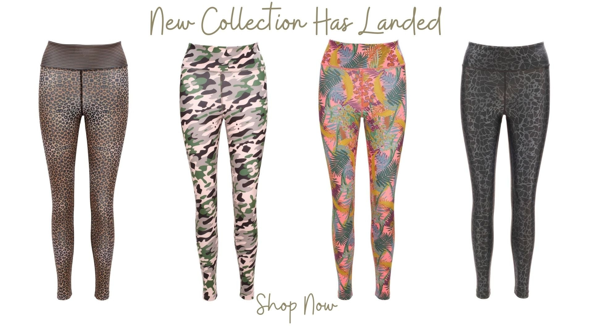 Blossom Yoga Wear New Fitness Leggings have arrived