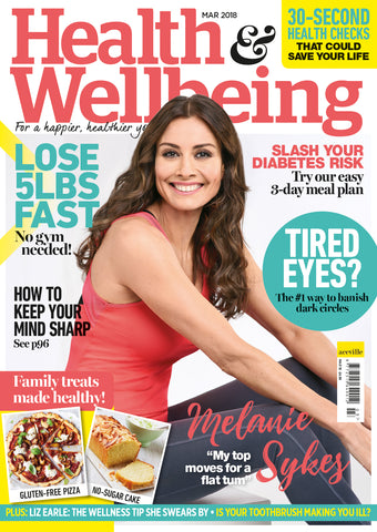 Health and Wellbeing Magazine March 2018