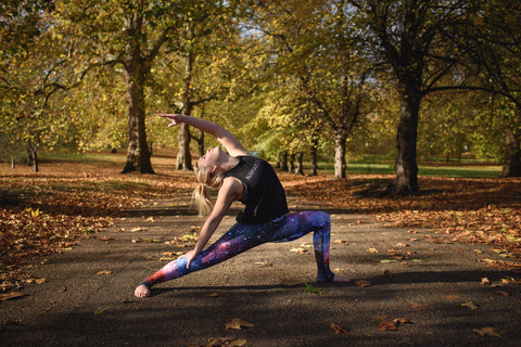 Yoga to aid the effects of Seasonal Affected Disorder