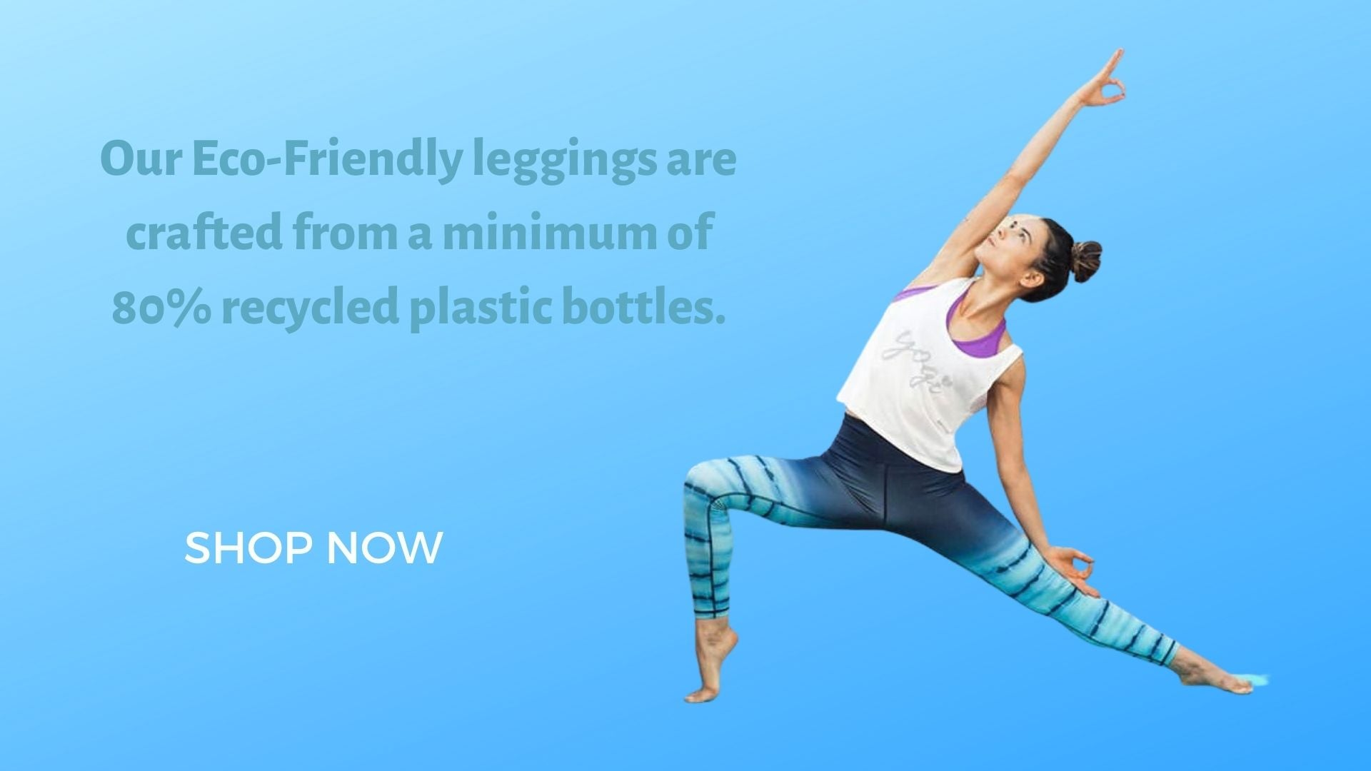 Blossom Yoga Wear Sustainable activewear for women