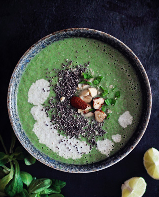 Cleansing Brocoli soup