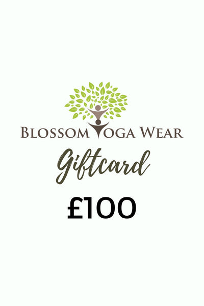 Blossom Yoga Wear Gift Card