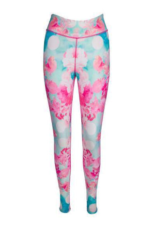 Blooming Marvellous High Waisted Printed Yoga Pants