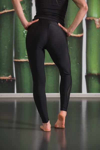 mesh yoga pants black magical mesh high waisted blossom wear 10780