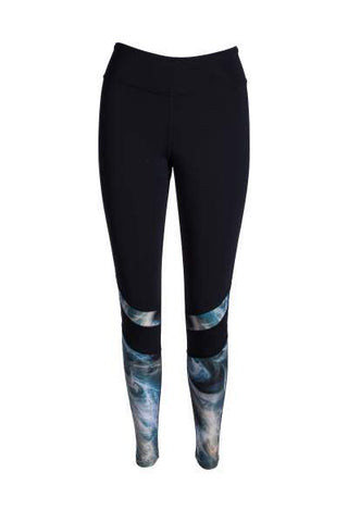 Mystical Magic High Waisted Yoga Pants - Blossom Yoga Wear